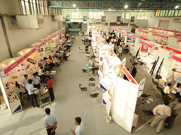 Facility Exhibition Centre