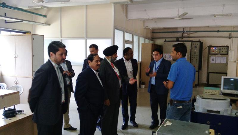 Industrial Delegates Visits