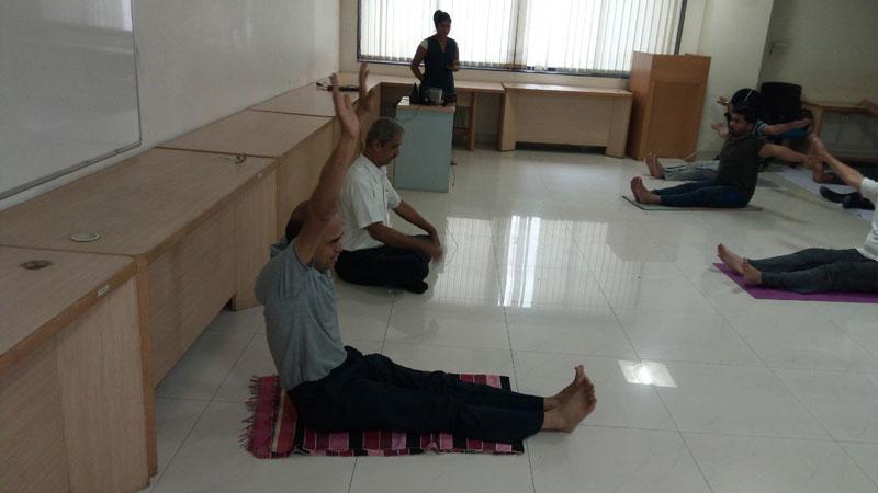 Yoga & Engagement Activity
